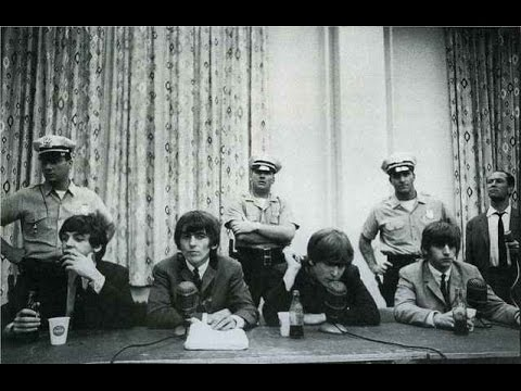 Neil Aspinall, Derek Taylor & George Harrison with Larry Kane ca. 31 Aug 1964 [Audio Only]