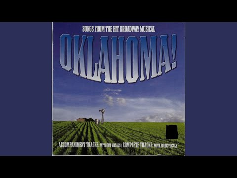 The Farmer and the Cowman (Accompaniment Backing Tracks)