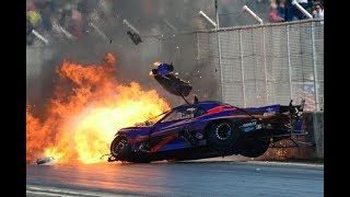 Drag Strip Fails | Drag Racing Crashes and Spills
