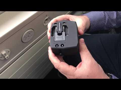 Dangerous Travel Adapter
