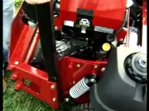 Ferris IS2000 Zero Turn Lawn Mower - YouTube