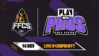 MCP Region : Play With Pros [ENG]