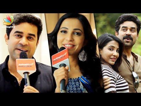 ആട് 2 വലിയ വെല്ലുവിളിയാണ് | Interview with Vijay Babu & Parvathy Nair | Overtake Malayalam Movie