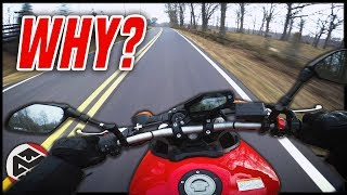 Why I Got a Yamaha MT-09 (FZ-09)