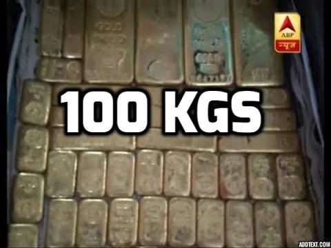 Lucknow: Gold worth 100 kg, Cash worth Rs 10 crore recovered in raid at businessman's house