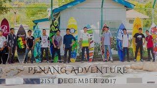 Penang Adventure 2017