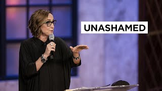 Unashamed with Christine Caine