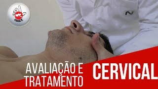 Osteopatia - Avaliação e tratamento de uma disfunção osteopática na cervical - Dr. Marcelo Zanirato