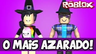 I AM THE MOST UNLUCKY IN THE WORLD! -ROBLOX (Halloween Blox Hunt)