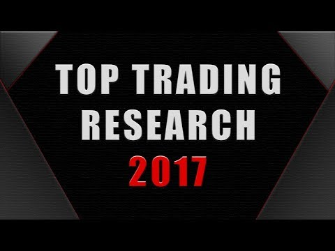 3 Ways Options Trades Make Money | Top Trading Research of 2017