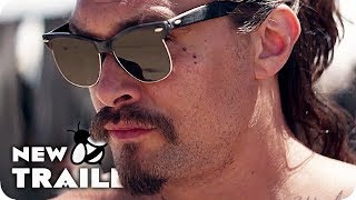 THE BAD BATCH Film Clips & Trailer (2017) Jason Momoa Movie