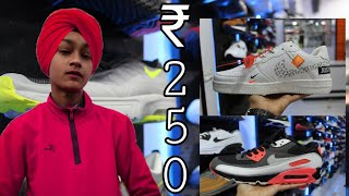 BRANDED SHOES AT 90 DISCOUNTNIKEGUCCIADIDASAmmy Vlogs