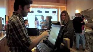 Coffee Shop POS Systems : Aroma Coffee Shop Point of Sale : POS Nation Case Study