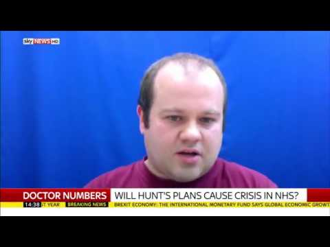 Doctor numbers: Will Hunt's plans cause crisis in NHS?