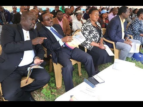 Kalonzo told to start talks with other leaders