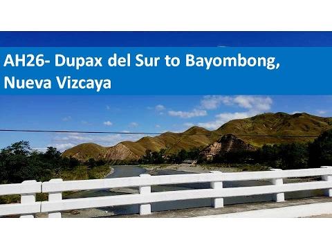 AH26- Dupax del Sur to Bayombong, Nueva Vizcaya