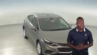 183062 - New, 2018, Chevrolet Cruze, LT, Hatchback, Test Drive, Review, For Sale -