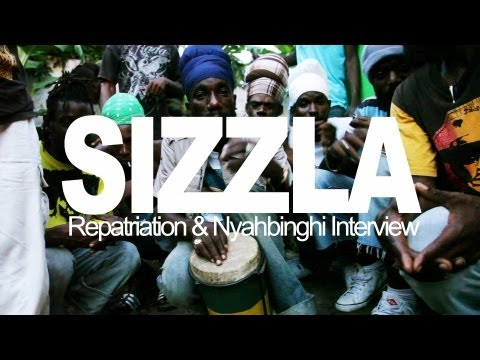 Sizzla - Repatriation & Nyahbinghi Interview