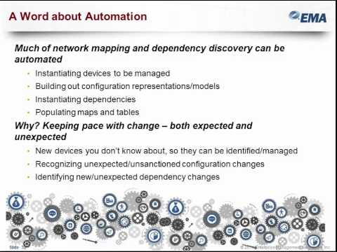 How to Understand Network Dependencies:  Best Practices for Automation and Limiting Risk
