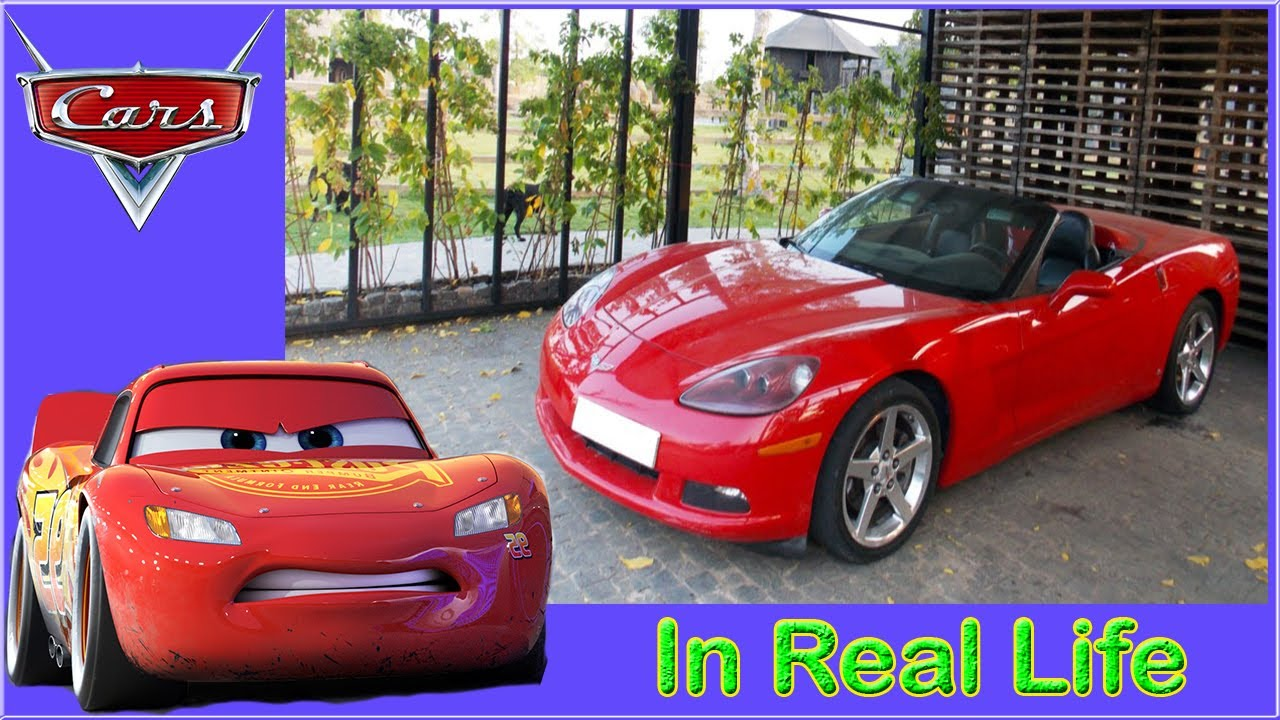 Cars 3 Characters In Real Life Disney Cars Irl Youtube