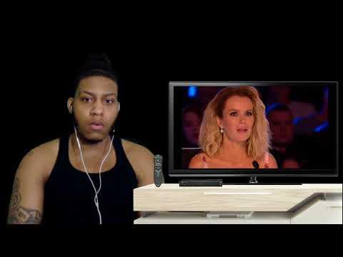 Marc Spelmann gets the first Golden Buzzer   Britain's Got Talent 2018 - Emotional Reaction - YouTube