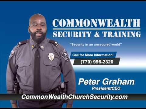 Commonwealth Security Training Georgia