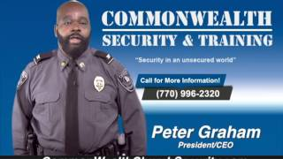Commonwealth Security & Training Georgia