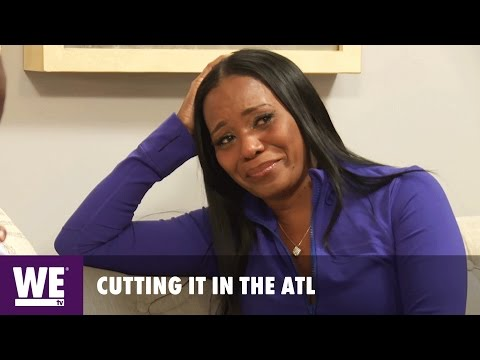 Cutting It In the ATL | Maja's Meltdown in Therapy | WE tv