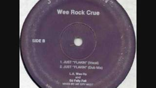 Wee Rock Crue - Just Flakin