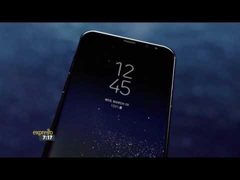 Samsung Galaxy S8: Johannesburg Skyline Takeover