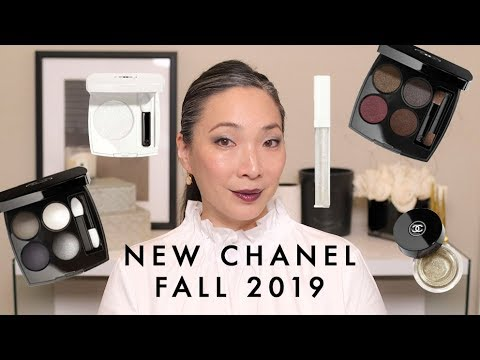 CHANEL – Fall 2019 Noir et Blanc de Chanel Collection