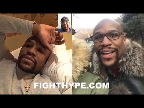 """FLOYD MAYWEATHER KILLS COMEBACK RUMORS: """"I'M NOT FIGHTING NO MORE...NO MATTER WHAT THE PRICE IS"""""""