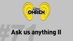 Auffe Ohren #71: Ask us anything II   BVB Podcast von schwatzgelb de