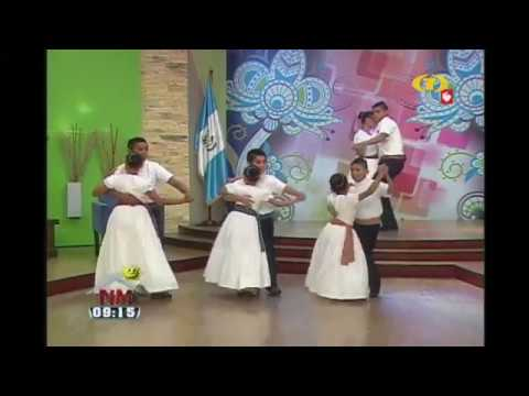 Así se baila y se disfruta la Marimba