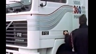 Volvo F12 Driver Instruction Video-1989/FULL VERSION # 1