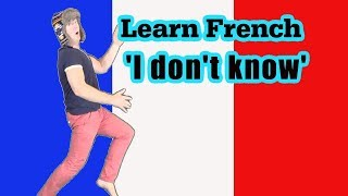 French Phrases -  Learn French | Jingle Jeff French Lessons