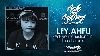 Video Ask Me Anything Live in Seatle   LFY.Ahfu   The International 7 Dota 2 Championship   PH Coverage download MP3, 3GP, MP4, WEBM, AVI, FLV November 2017