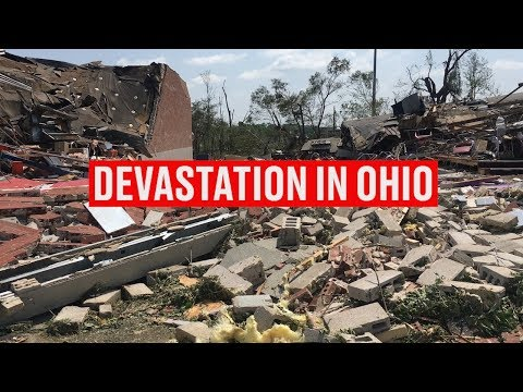 Dayton, Ohio: Tornadoes Strike