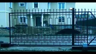 Доставка и установка ковано-сварных заборов и ворот(Доставка и установка ковано-сварных заборов и откатных ворот., 2016-06-16T08:12:54.000Z)