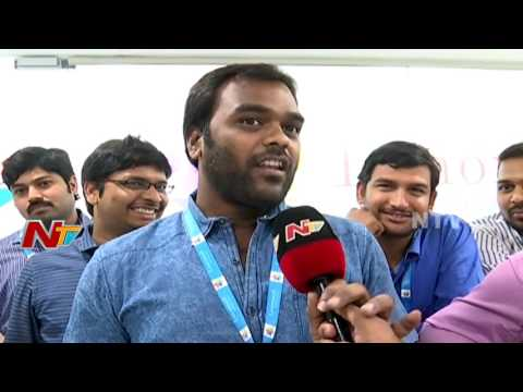 Baahubali 2 Movie Craze in Software Employees || Special Report || NTV
