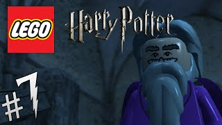 LEGO Harry Potter Years 1-4 Part 7 - Year 1 - Invisibility Cloak