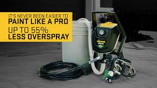 Wagner Control Pro High Efficiency Airless Paint Sprayers