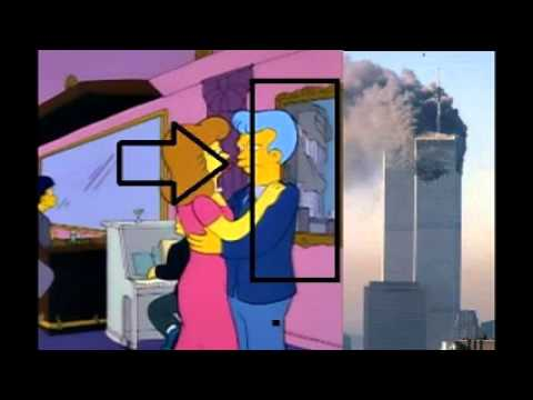The Simpsons Predicted 9/11 & The Ebola Outbreak! - YouTube