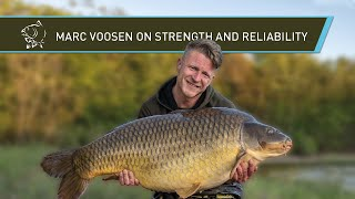 Carp Fishing Strength and Reliability - Marc Voosen