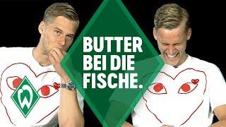 Felix Beijmo - Butter bei die Fische | SV Werder Bremen