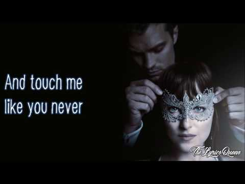 Halsey - Not Afraid Anymore [Lyrics] (Fifty Shades Darker) HD