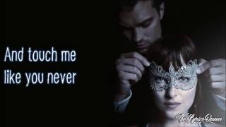 Halsey Not Afraid Anymore Lyrics Fifty Shades Darker HD