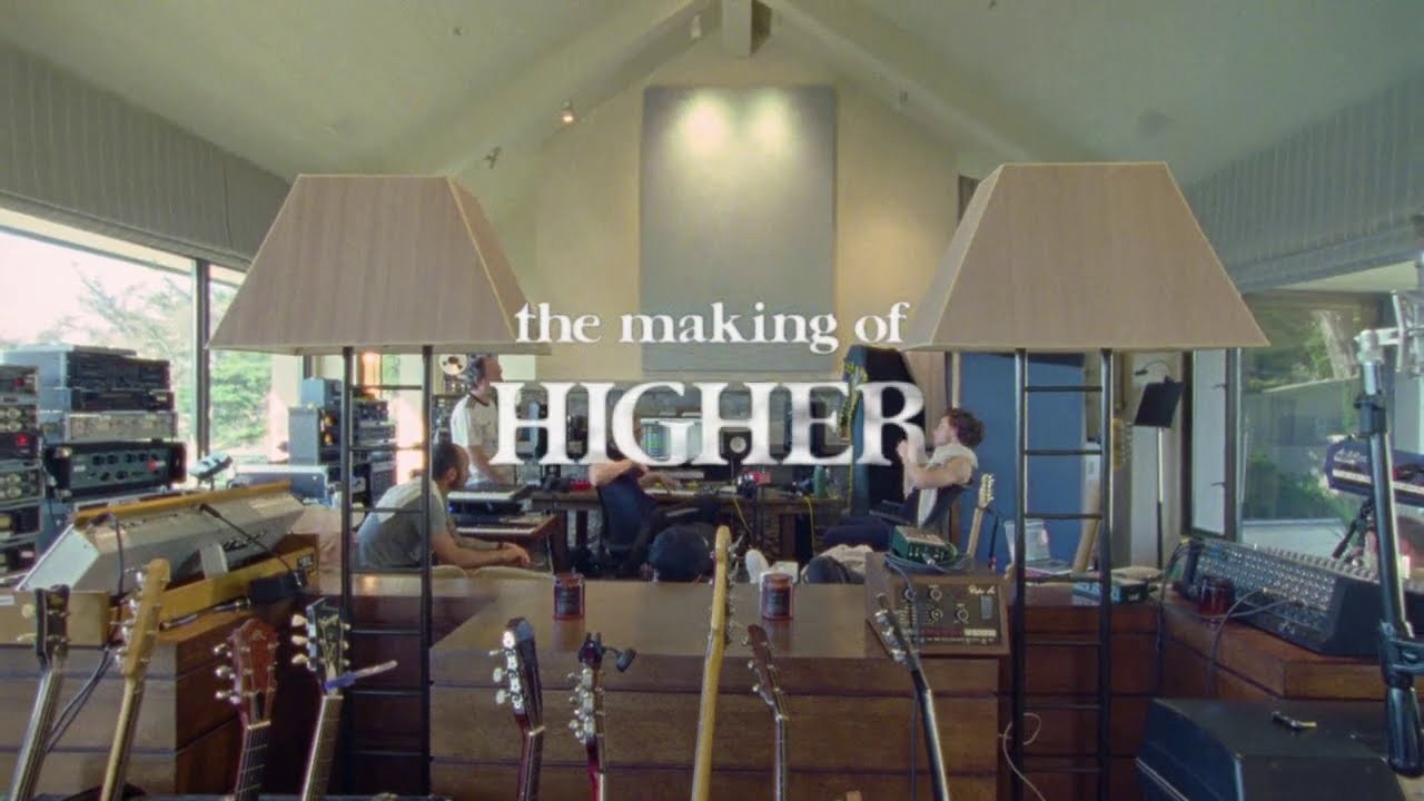 """The Making of Wonder - """"Higher"""" - Out Now"""