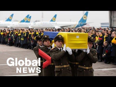 Question of black boxes hangs over Ukrainian International Airlines Flight 752 investigation