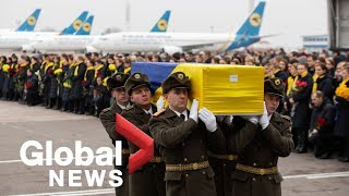 Question of black boxes hangs over Ukrainian International Airlines Flight 752 investigation